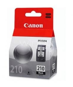 CARTUCHO CANON PG210 NEGRO 250PAGINAS