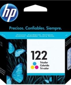 CARTUCHO HP 122 TRICOLOR 120 PAG