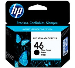 CARTUCO HP 46 NEGRO
