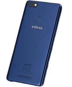 CELULAR INFINIX NOTE 5 X604 64GB 4GBRAM ANDROID 8.0