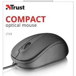 MOUSE TRUST ZIVA COMPACT USB