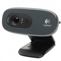 CAMARA LOGITECH C270 HD 720P WEBCAM