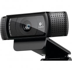 CAMARA LOGITECH C920 HD PRO WEBCAM FULL HD 1080P
