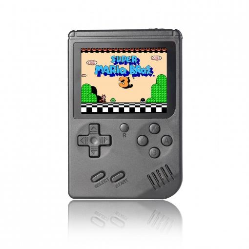 Consola Retro Mini Portable FC 168 IN 1 3
